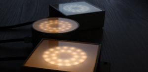 LED-Sicherheitsleuchten IP69 ILS-8R, ILS 8Q, ILS-13R, ILS-13Q